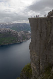 Pulpit Rock. Preikestolen