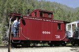 Durange & Silverton Narrow Gauge Railroad