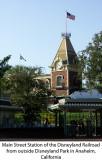 Disneyland on March 5, 2008