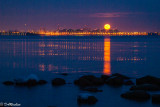 Winter Moon Rising II