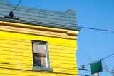 Window In Yellow