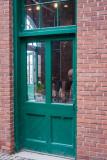 Inside the Green Door