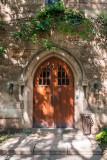 Door at St Michael's College