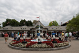Saratoga Race Course - Clubhouse Entrance #2