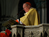 Cardinal Dolan - Midnight Mass 2013 - St. Patrick's Cathedral #3