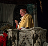 Cardinal Dolan - Midnight Mass 2013 - St. Patrick's Cathedral #5