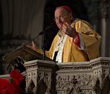 Cardinal Dolan - Midnight Mass 2013 - St. Patrick's Cathedral #6