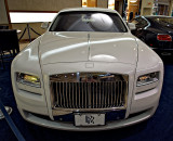 2014 Rolls Royce Ghost V12 563 HP