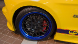 SEMA/WD-40 customized 600 HP 2011 Ford Mustang GT 5.0