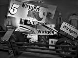 Wirtgen American Sprint Car -  Description below.