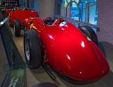Red Power - 1950 Allard J2 & 1956 Ferrari Bardahl-Special