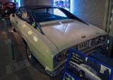 John Fitch 1966 Chevrolet Corvair Sprint