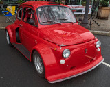 1971 Fiat 500 Modified for track  For interior photo see below.