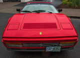 Ferrari 328 GTS, 1985-1989 - Concorso Ferrari & Friends (other Italian cars)