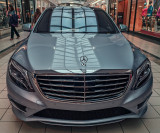 2015 Mercedes Benz S550 4Matic  Sedan - Rear view below