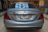 2015 Mercedes Benz S550 4Matic  Sedan - Front view below