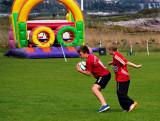 Football dance