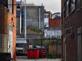 An alley in Dublin