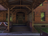 Mark Twain House - Main Entrance