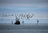 Ruth And Gail Fishing Boat - Rock Harbor