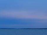 Harvey's Beach during the blue hour