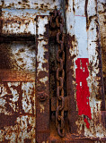 Rust, texture and color