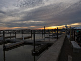 February in Connecticut  - Cedar Island Marina