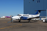 256_5076 WestWind Aviation King Air 200 G-WWV