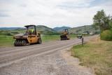 8337 Road resurfacing