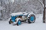 8539 Snow- tractor