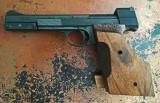 Hammerli Precision Target Pistols
