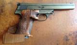 High Standard Match Pistols