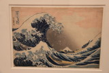 10-1-13 The Great Wave off Kanagawa