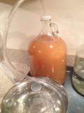 Home Brewing Cidar