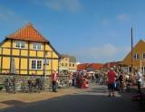 Flea Market in Svaneke