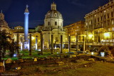 one evening in Roma