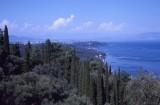 Southern Coast of Corfu - 1968