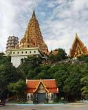 Buddha Kan Meklong Dam