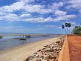Pranburi Beach - Pak Nam Pran