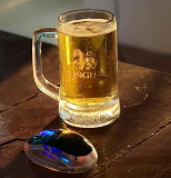 A Happy New Beer for me Mouse