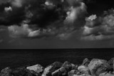 Dark Clouds over Curacao....