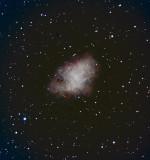 M1 - The Crab Nebula 07-Feb-2015