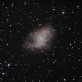 M1 - The Crab Nebula 25-Jan-2017