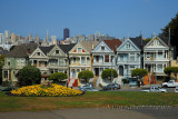 Alamo Square - San Francisco, CA - August 2013