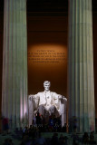 Lincoln Memorial, Washington DC - July 2014