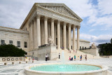 Supreme Court Building, Washington DC - July 2014