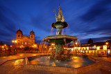 2015 Cuzco - Plaza De Armas - Night shots