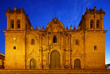 2015 Cuzco - Plaza De Armas at Dawn