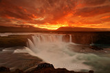 2015 Iceland - Godafoss Sunset