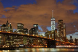 August 2015 - Brooklyn Bridge Night shots
